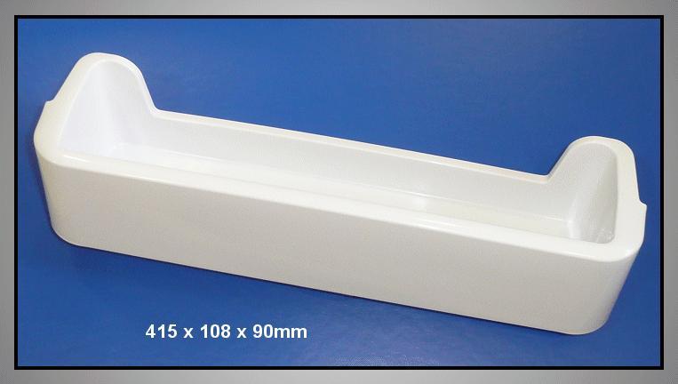 Hűtő ajtó legalsó üvegtartó W8-DA6303641A