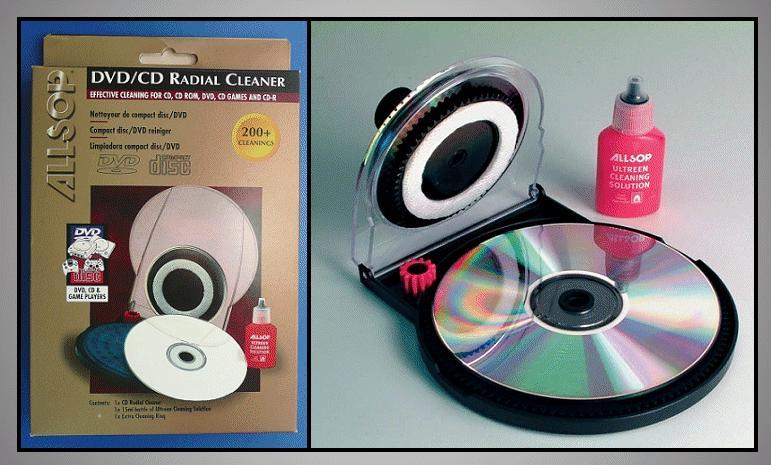 ALLS-59110 CD CLEANER (CD tisztító) CLP-0051