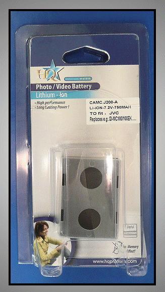Kamera akkumulátor 7.2V 0.750Ah CAMC.041-0.75