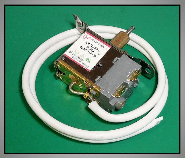 Hőmérséklet szabályozó termosztát WSF19.5A-L W8-DA4700146C
