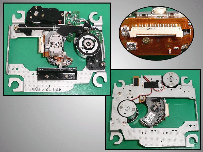 CD LASER AIWA U0300048U PC-UP582