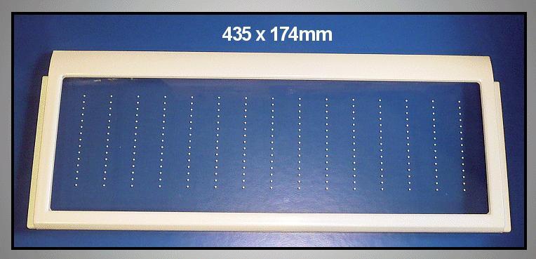 Hűtő üveg polc (összetolható) W8-DA6700900C