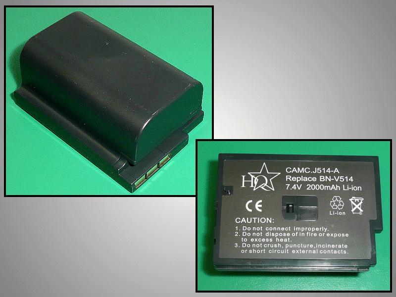 Kamera akkumulátor 7.4V 2000mAh CAMC.J514A
