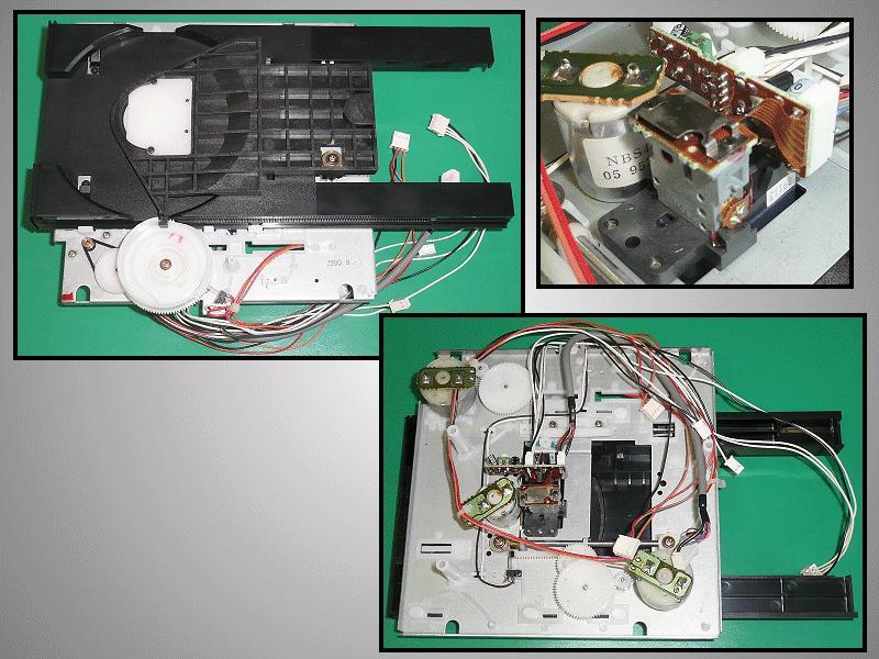 CD LASER CMS-11A +MECHANISM PC-UP452