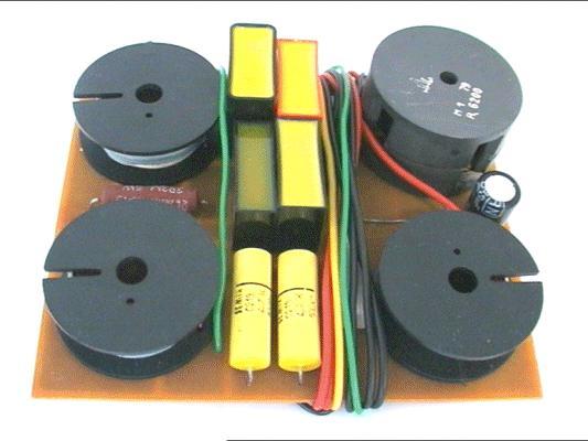 Hangváltó 200W 12dB 4 ohm SPEAKER HV3/420