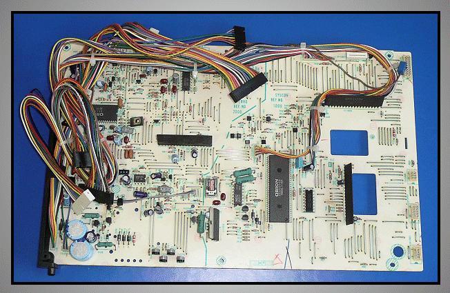 SYSTEM CONTROL PLATEN VH-600 VP-9098-HQ