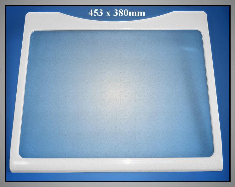 Hütő üveg polc alsó W8-DA6700148G