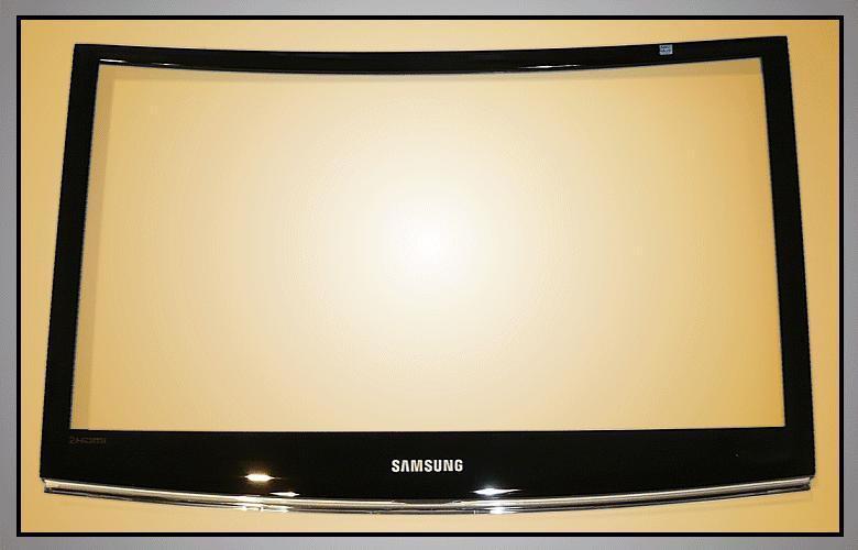 Előlap / LS23CFEKF TV-ASSY 124