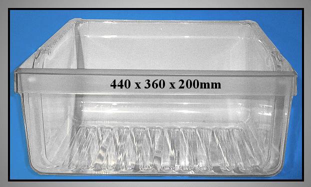 Zöldségtároló doboz (alsó) W8-DA6105042A