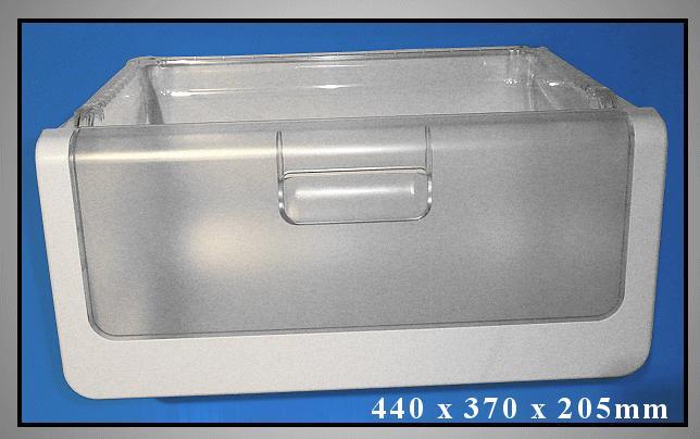 Hűtő fiók / ferde hátú / alsó W8-DA9705044B