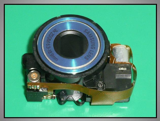 Szerelt optikai lencse AD97-16697A FOT-AD9716697A