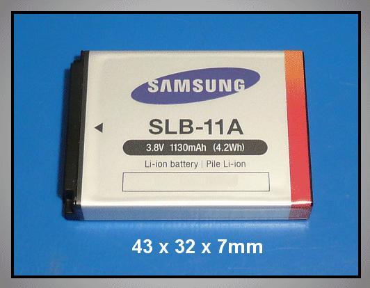 Li-Ion 3.8V 1130mAh akkumulátor ACCU FOT-056