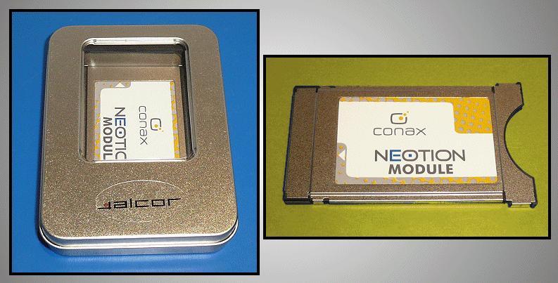 Univerzális Conax 7.0 kártyaolvasó modul CARD-CONAX7.0