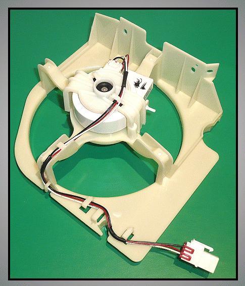 Hátsó ventilátor (kompresszornál) W8-DA9701283A