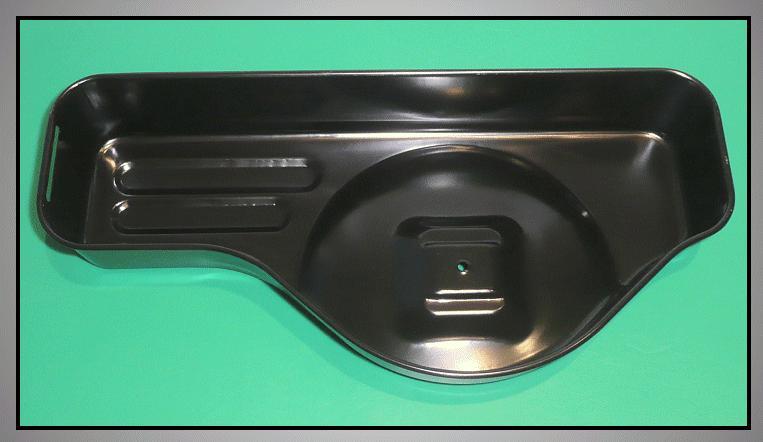 Párologtató tálca W8-DA9701782C