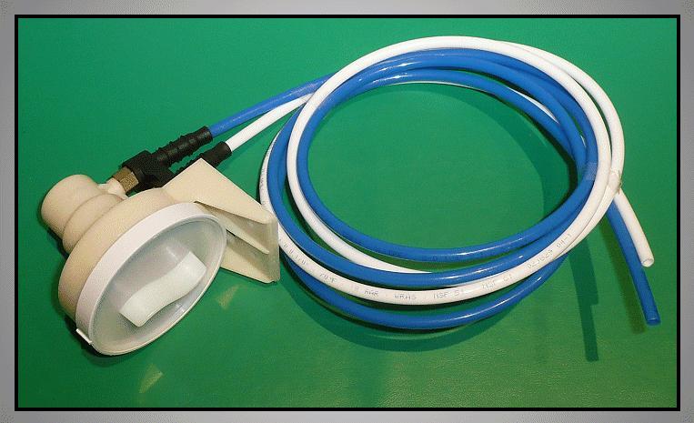 Belső vízszűrő szerelt foglalat W8-DA9701666C
