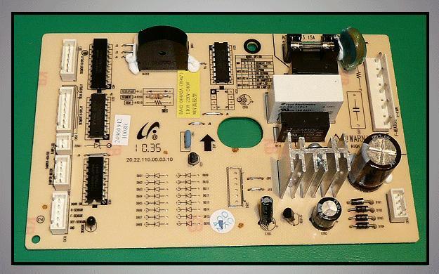 Vezérlőpanel W8-DA4100482A