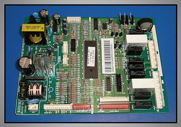 Vezérlőpanel W8-DA4100388B