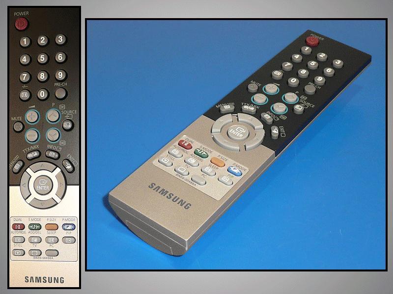 Távirányító SAMSUNG BN59-00488A REM4602/A