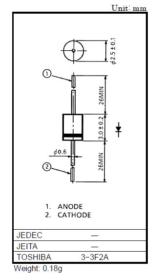 Dióda 1000V 0.5A/10Ap <100nS  S 05NU42TPA2Q 05NU42TPA2Q -