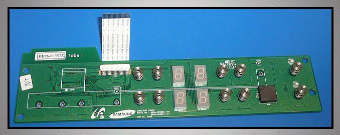 Kezelő elektronika W5-DE9600587A