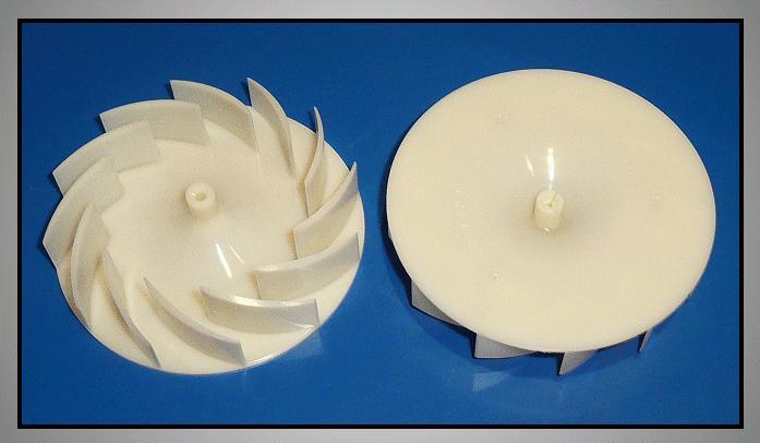 Ventilátor lapát W8-DA3100016A