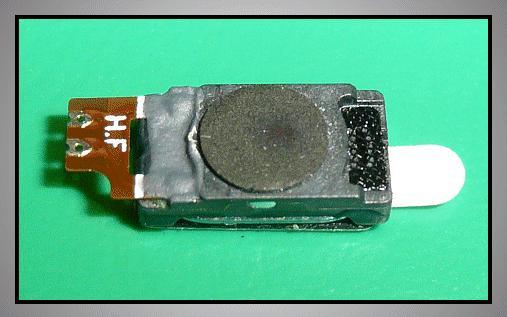 Hangszóró (beszéd) F400 GSM-3009001320