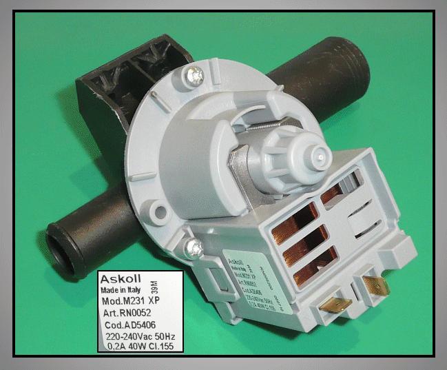 114299 Mágnespumpa (szivattyú) W1-00400101