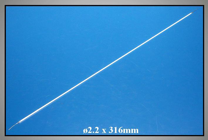 CCFL Lámpa 2.2x315mm 15