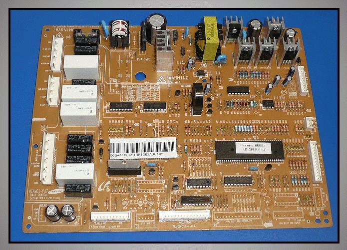 Vezérlő elektronika W8-DA4100451B