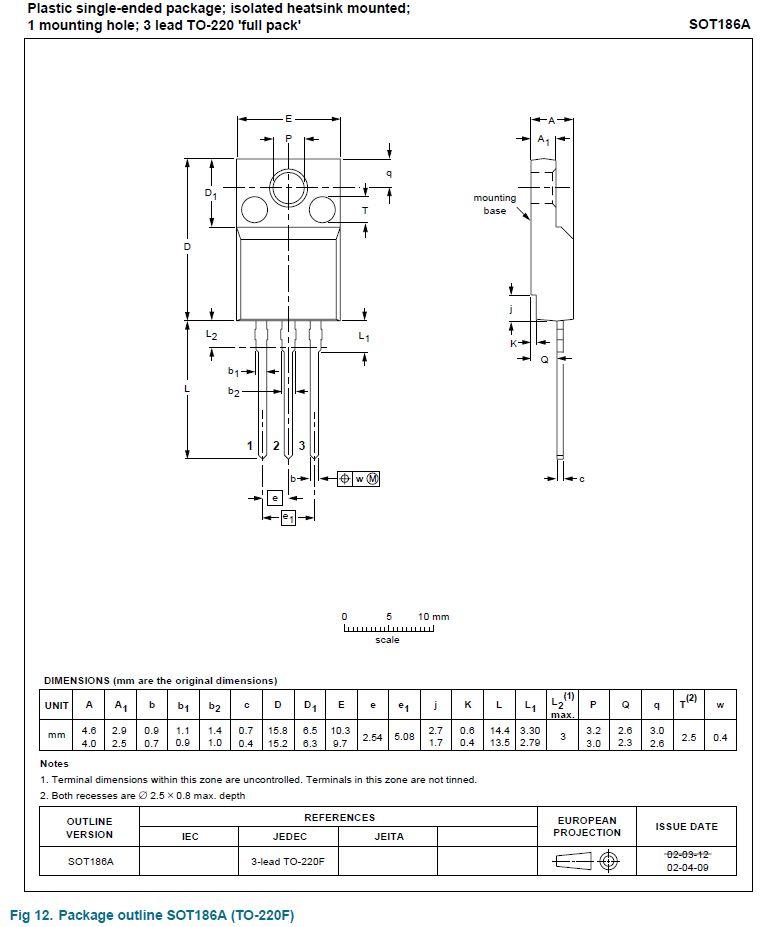 Tranzisztor PNP 120V 0.05A 0.5W 110MHz 2SA1017 2SA1017 -