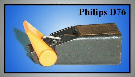 Lemezjátszó tű PHILIPS 946D76 PC-UP029