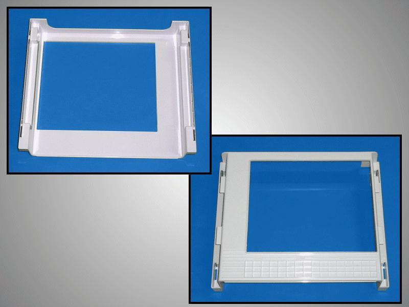 Hűtő minibár belső ajtó keret W8-DA6103082A