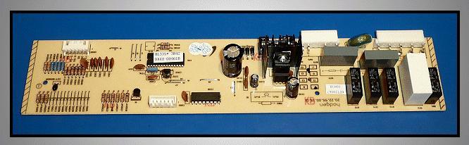 Vezérlőpanel W8-DA4100461B