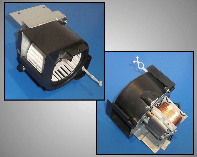 Ventilátor motor VAC 25W A490Y3030GPR MW-M251