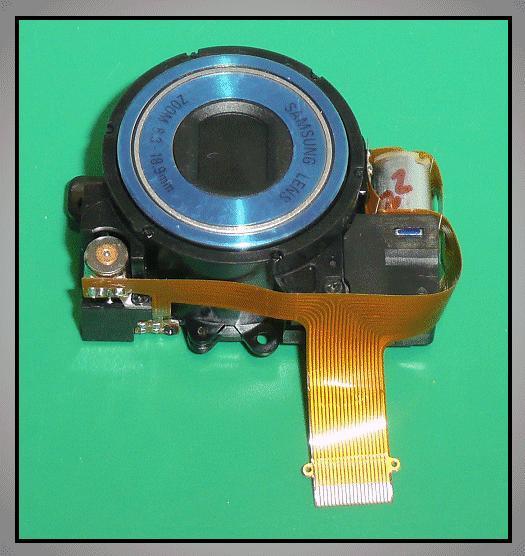 Szerelt optikai lencse AD97-13659A FOT-AD9713659A