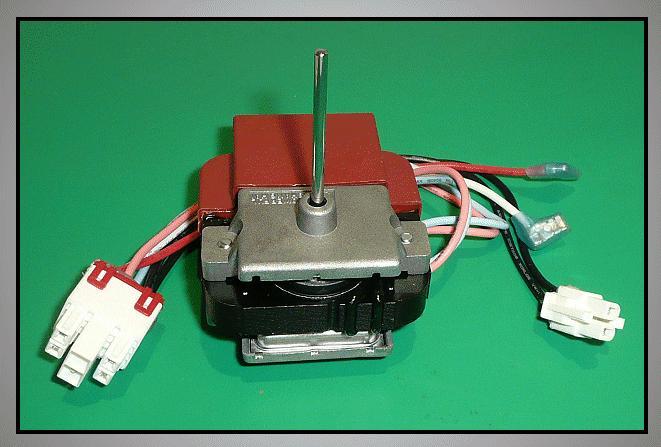 Ventilátor motor W8-DA3100147B