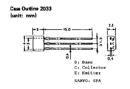 SI-N+R 50V 0.1A Rb=10K Rbe=10K 2SC3402 -