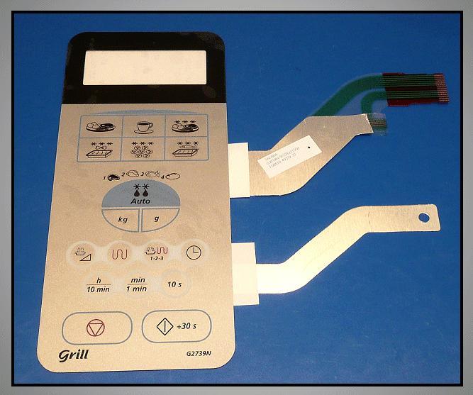Kezelőegység Samsung  G2739NS MW-CONTROL 075