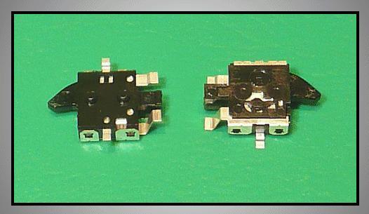 Mikrokapcsoló K0L1BA000023 SW10082/A