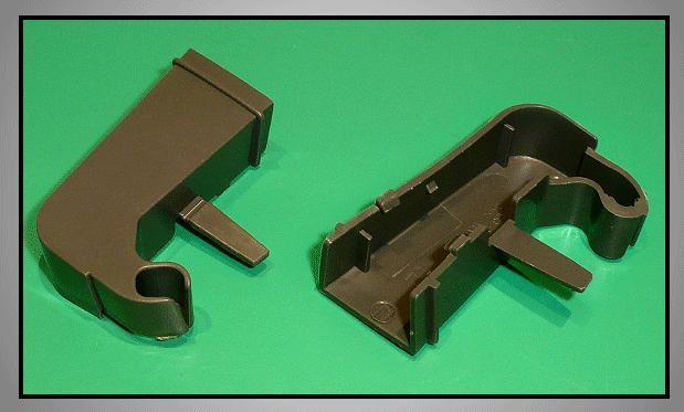 Ajtófordításhoz kábelrögzítő (jobb) W8-DA6304849D