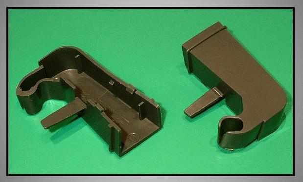 Ajtófordításhoz kábelrögzítő (bal) W8-DA6304855D