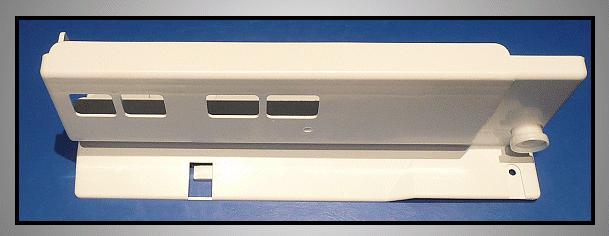 Hűtő fióksín/tartó (fagyasztóba) W8-DA9701434A