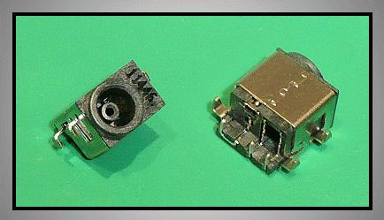 Töltő DC aljzat, csatlakozó NOT-3722003305