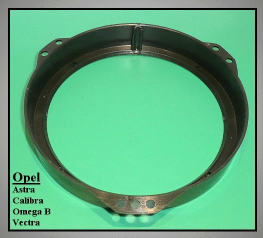 Autóhangszóró beépítő keret 165mm, OPEL, HONDA CAR-BOX20.435
