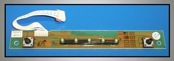 Kijelzőpanel W8-DA4100232C