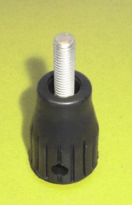 Hűtőszekrény első láb -> jobb/bal oldali W8-DA6130105E