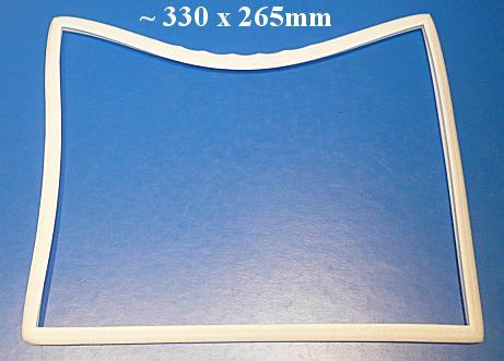 Minibár ajtó gumitömítés (belső) W8-DA6300224A