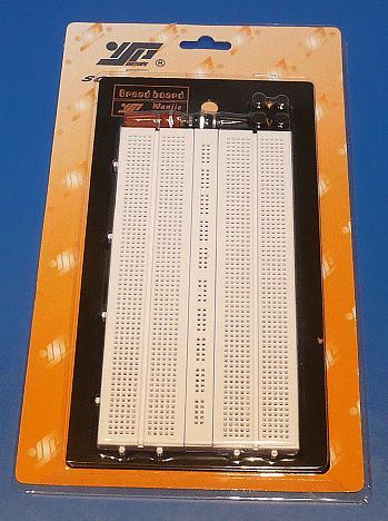 Próbapanel 1280 érintkezős, 100 mező, forrasztásme PP-Z1280/100