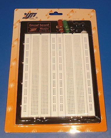 Próbapanel 1280 érintkezős, 400 mező, forrasztásme PP-Z1280/400